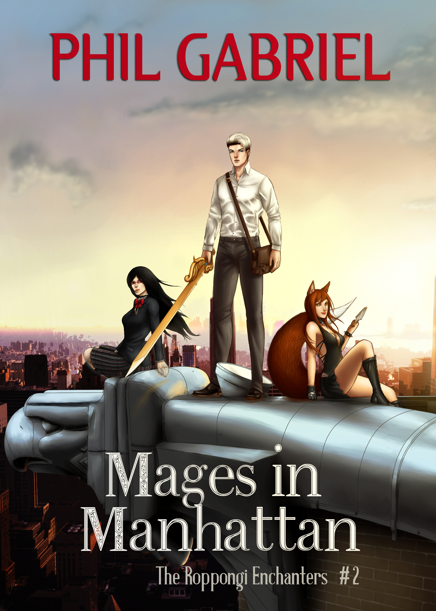 Mages in Manhattan – Now Available!
