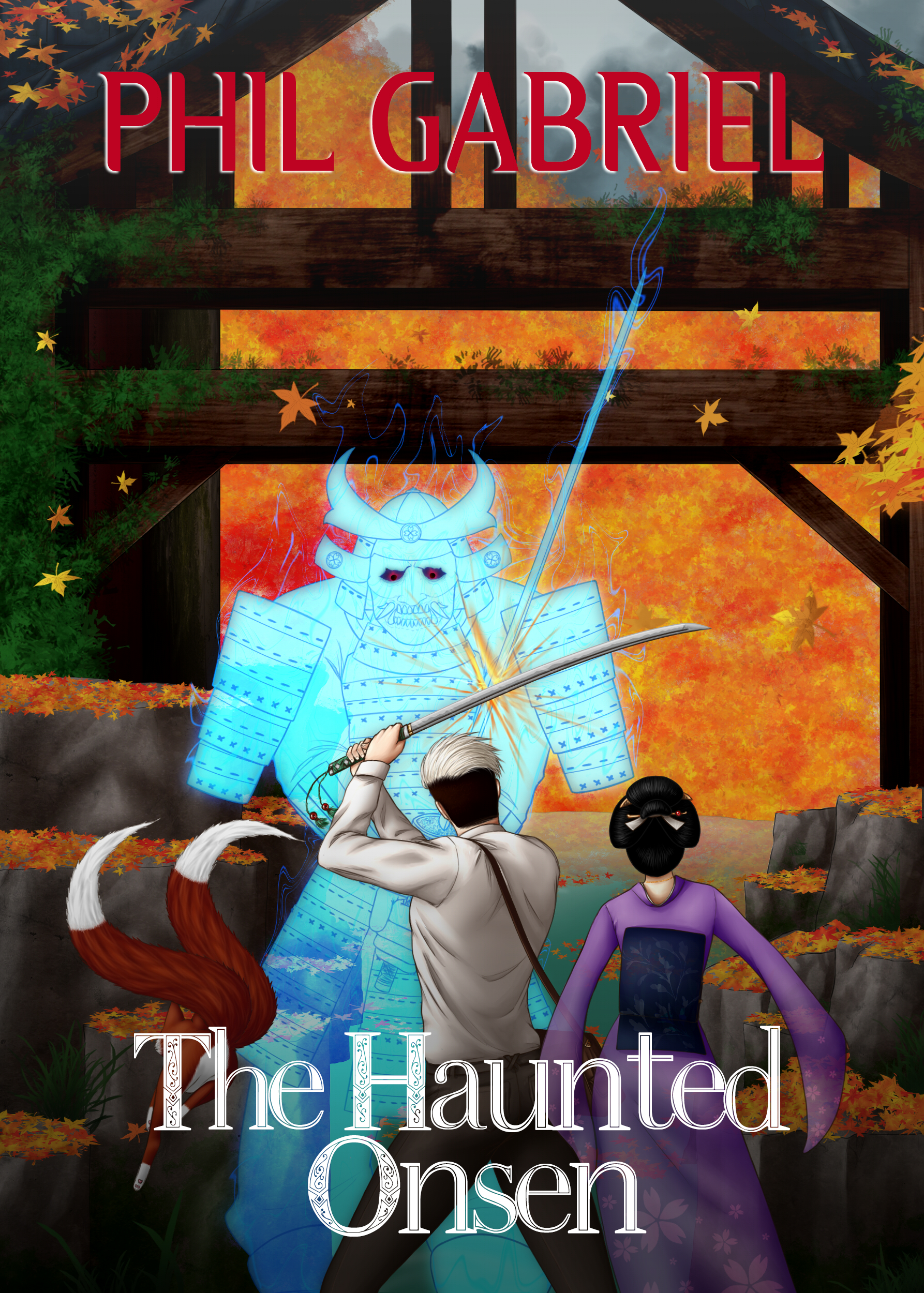 The Haunted Onsen – Progress Report
