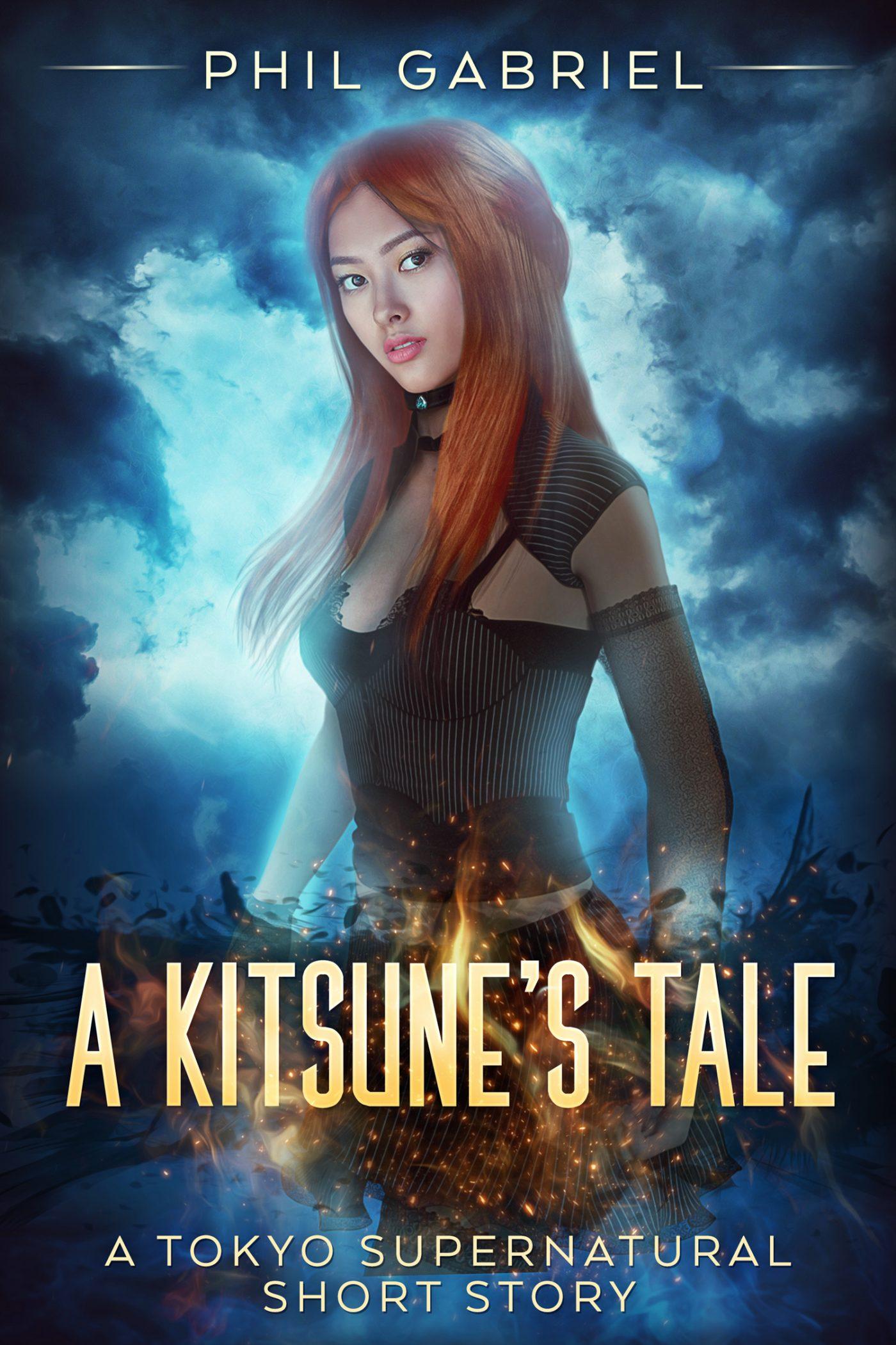 A Kitsune's 'Tale' (The Roppongi Enchanters, #1)
